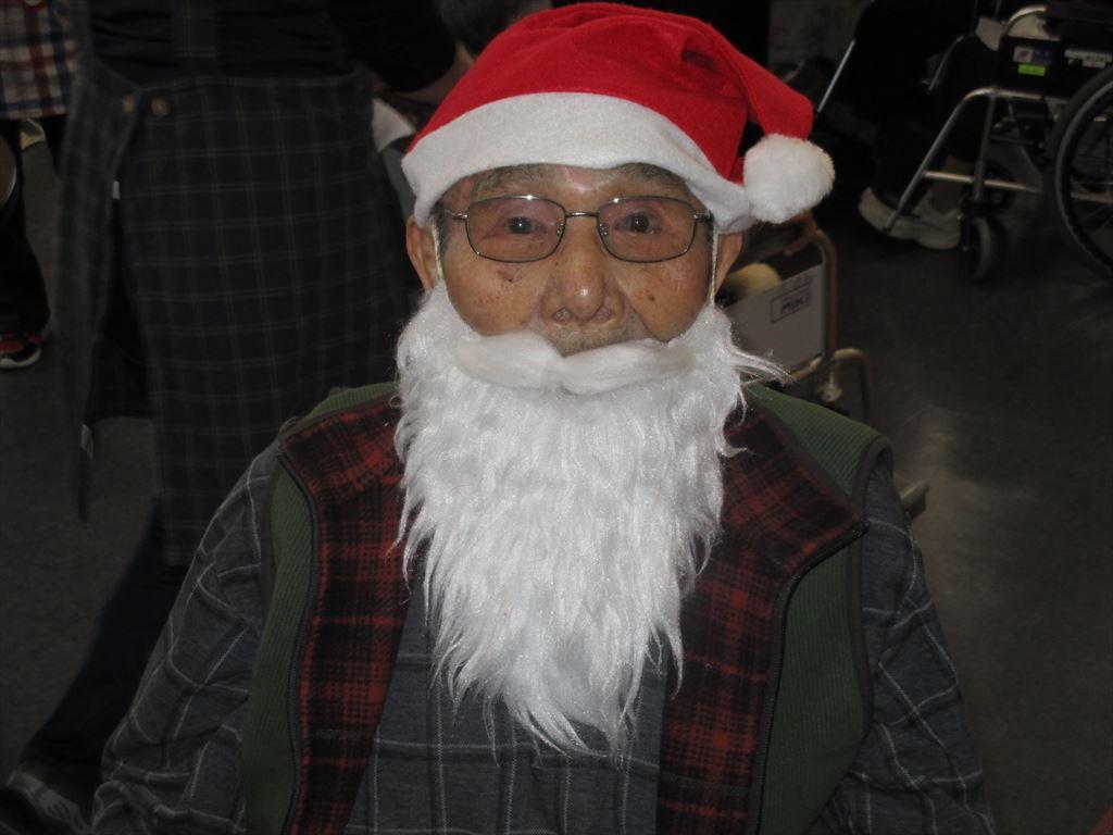 サンタさんに変身3